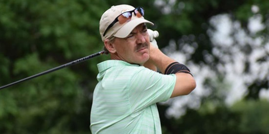 Steve Harwell (Carolinas Golf Association photo)