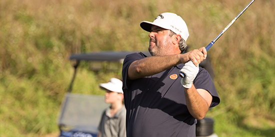 Jeronimo Esteve during the Orlando International Am (Photo by John Klein)