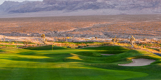 (Paiute Golf Resort photo)
