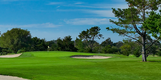 Del Monte Golf (Courtesy Pebble Beach Resorts)