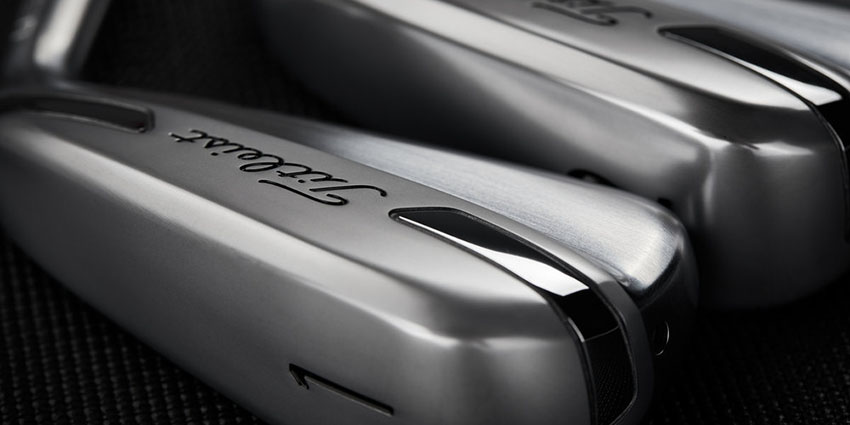 Titleist introduces new U-Series utility irons