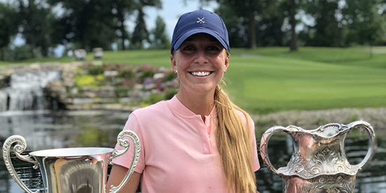 Michelle Butler (Missouri Golf Association/Twitter photo)
