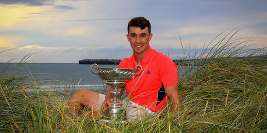 Sean Desmond (Golfing Union of Ireland photo)