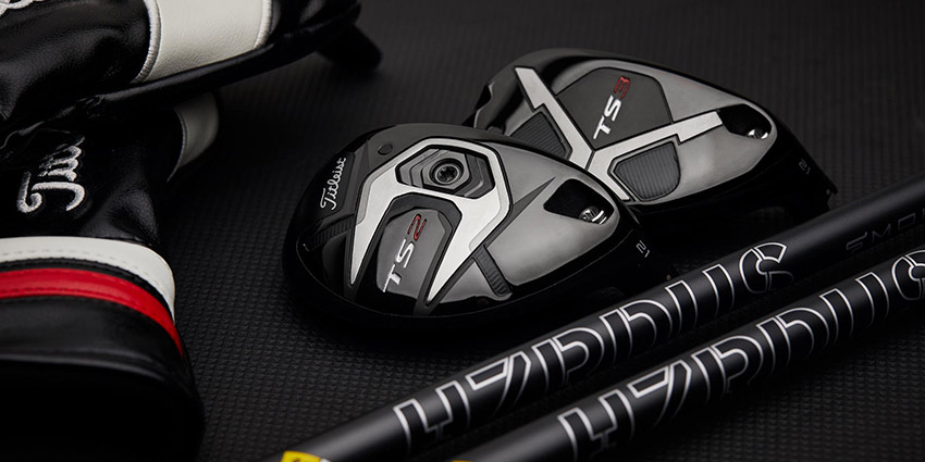 New Titleist TS Hybrids are scoring clubs designed for speed