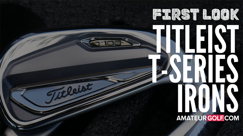 Titleist T-Series T100, T200 and T300 irons review