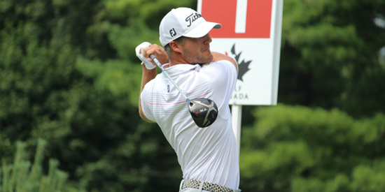 Garrett Rank (Golf Canada photo)