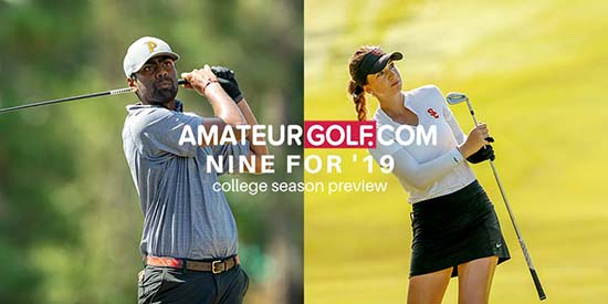 No. 9: What the summer says about college golf