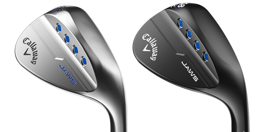 The new Callaway JAWS MD5 wedges are all about the grooves
