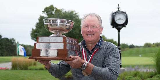 Gene Elliott (Golf Canada photo)