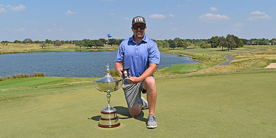 Chris Wheeler (Texas Golf Association photo)