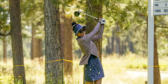 Ina Kim-Schaad (USGA photo)