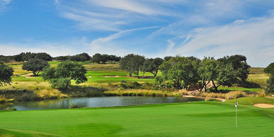 Spanish Oaks Golf Club (Trans-Miss/Twitter photo)