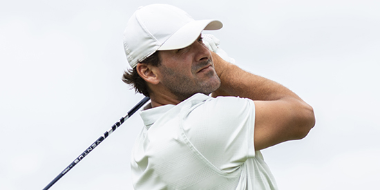 Tony Romo (Northern Texas PGA photo)