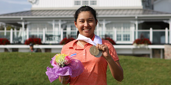 Atthaya Thitikul (Golf Canada photo)