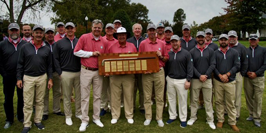 Carolinas Golf Association/Twitter photo