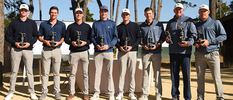 Georgia Tech men's golf team