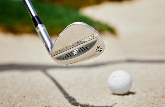 Now on Tour, soon in shops: Vokey Design SM8 wedges