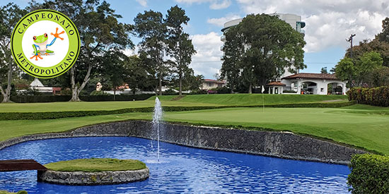 Round 1 was played at Costa Rica Country Club
