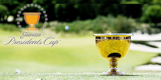 - Junior Presidents Cup photo