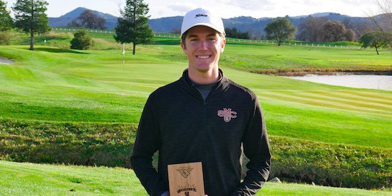 Blake Hathcoat wins the Silicon Valley Amateur