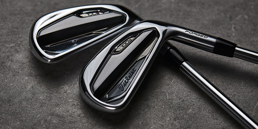 Titleist introduces new T100 S Irons for 2020