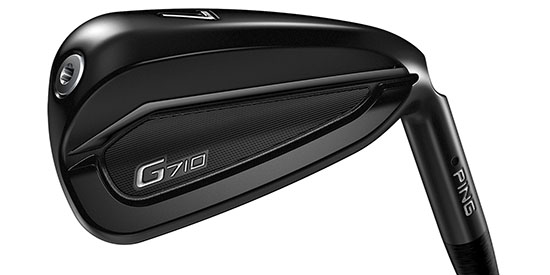 PING releases G710 distance iron with Arccos Caddie Smart Grips