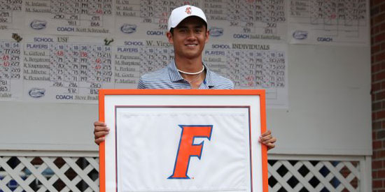 - Florida Men's Golf photo