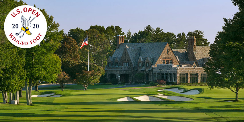Winged Foot Golf Club's West Course (USGA photo)