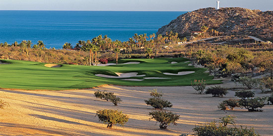 - Cabo del Sol is an inspiring Jack Nicklaus design