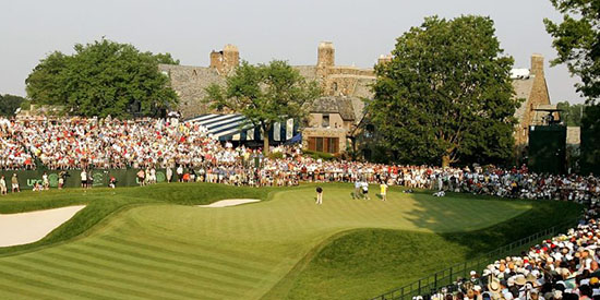 The U.S. Open will be held at Winged Foot GC (Golfweek photo)