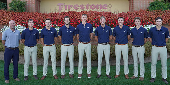 - Akron men's golf photo
