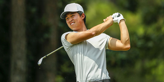 Brandon Wu (USGA photo)