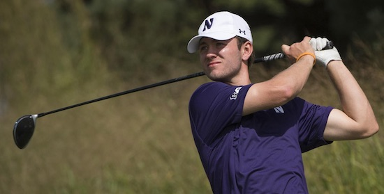 John Driscoll III is one of four players who opened with 68