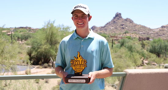 John Marshall Butler (Troon Saguaro Amateur Series)