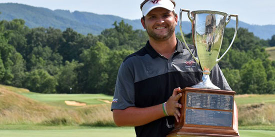 With Virginia State Open Title Lawrence Completes The Set