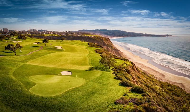 California Country Club Cuff-Links