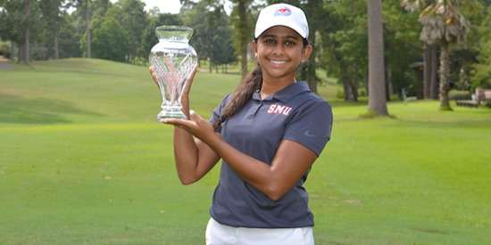 Serena Shah (Texas Golf Association)