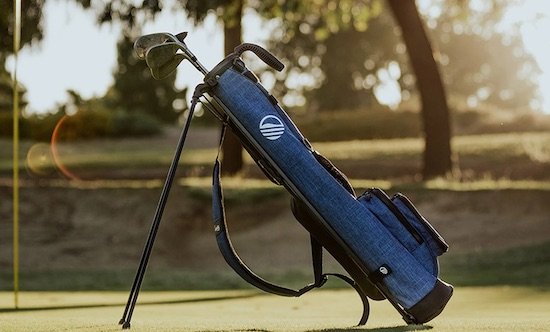REVIEW: A golf bag for casual rounds from Sunday Golf