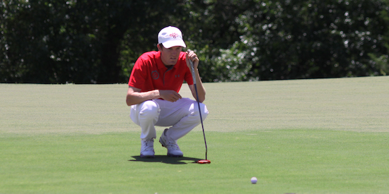 California State Fair Amateur: Hathcoat pushes ahead with 64