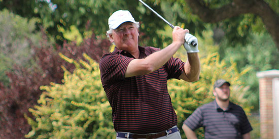 Gene Elliott (Iowa Golf Association photo)