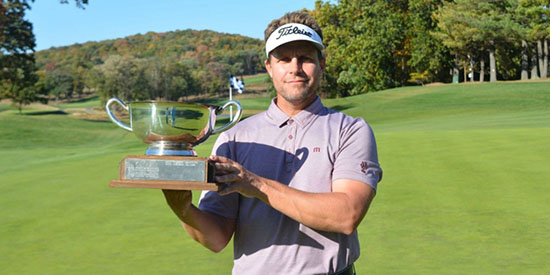 Michael Brown (NJSGA photo)