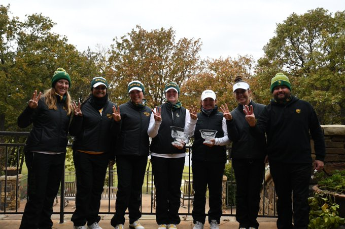 Baylor Women's Golf (Baylor Athletics)