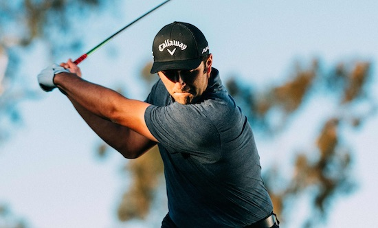Jon Rahm is now a member of Team Callaway