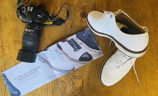 Is this the biggest shoe launch ever? FootJoy DryJoys Premiere