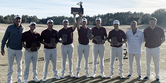 - Florida State Men's Golf photo