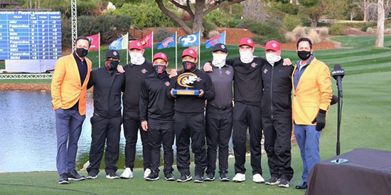 - San Diego State Men's Golf photo