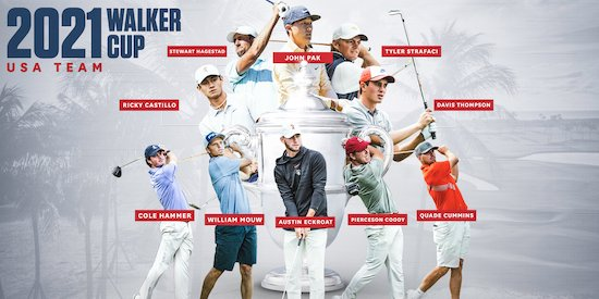 U.S. Walker Cup team (The Walker Cup)