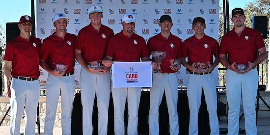 Oklahoma Men's Golf (Oklahoma Athletics)
