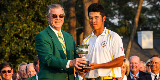 Matsuyama finishes T27 at the Masters