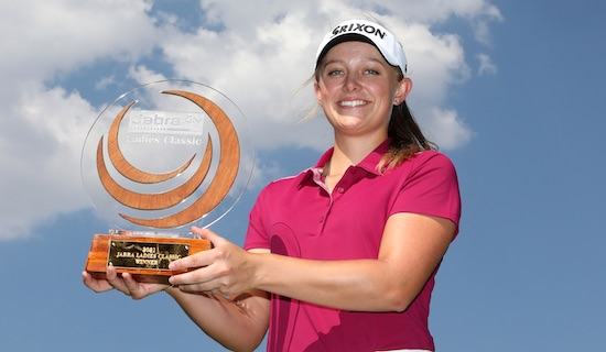 Caitlyn Macnab (photo courtesy Golf RSA)